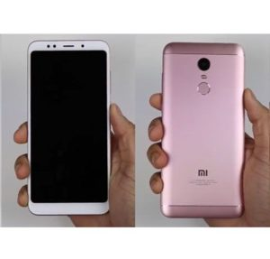 Change IC Wifi Xiaomi Redmi Note 5 Pro