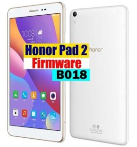 Replacement screen huawei Honor Pad 2