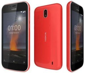 Replacement screen Nokia 1