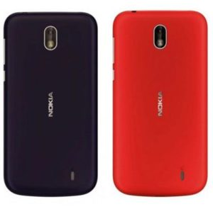 Replacement glass touch Nokia 1, 1 Plus