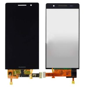Replacement glass touch Huawei P6