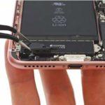 Change mic iPhone X - Xs - Xs Max - Xr