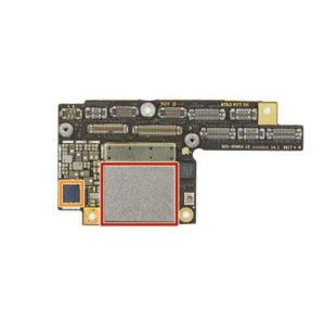 Replace the hard drive in iPhone X - Xs - Xs Max - Xr