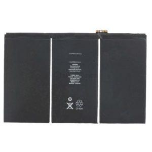Battery replacement iPad 4, iPad 3 A1458