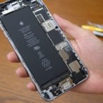 Fix iPhone 5, 5S battery draining, hot air