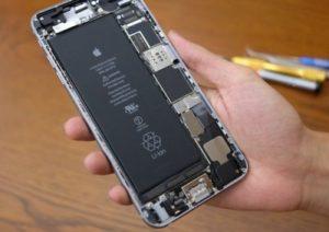 Fix iPhone 5, 5S battery draining, hot air