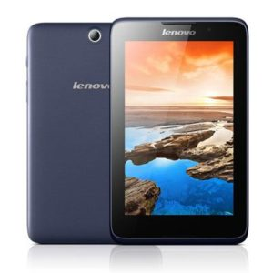 Replace the battery, Lenovo Tab A5500