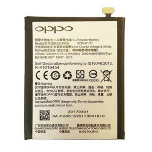 Replace the Battery Oppo F1, F1s, F1 plus