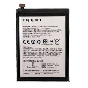 Replace the battery OPPO F1S, F1 Plus, F1S 2016, F1S 2017