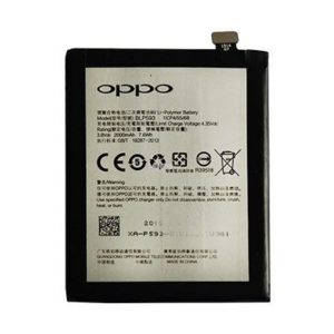 Replace the Battery, Oppo Neo 5 (R1201), Neo 5s (R1206)