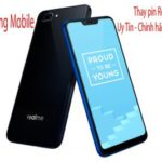 Replace the battery Realme C1