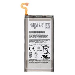 Change the battery Samsung S9, S9 Plus