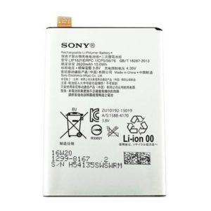 Replace the battery Sony Xperia L1