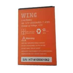 Battery replacement Wing IRIS 50