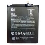 Replace the battery, Xiaomi Redmi Note 4, 4X, 4A, BN43