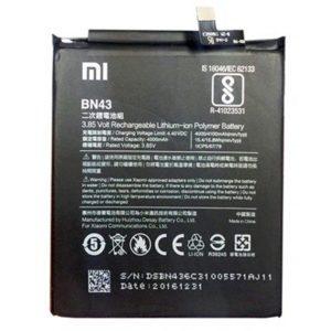 Replace the battery, Xiaomi Redmi Note 4, 4X, 4A, BN43