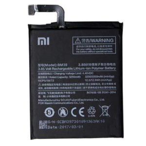 Replace the battery, Xiaomi Mi 6 (BM 39)