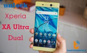 Unlock Sony Xperia FAR Ultra
