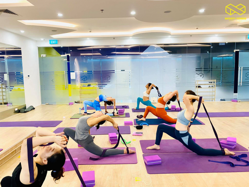 Infinity Fitness and Yoga