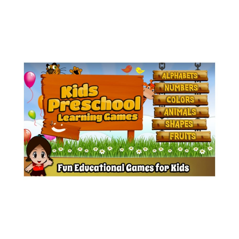 Kids Preschool Learning Game