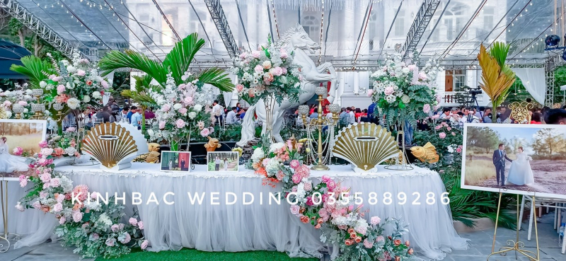 KINHBAC WEDDING PLANNER