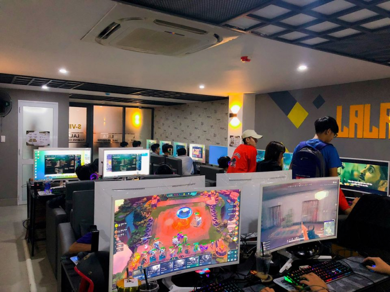 LaLa Gaming Center - Đà Nẵng
