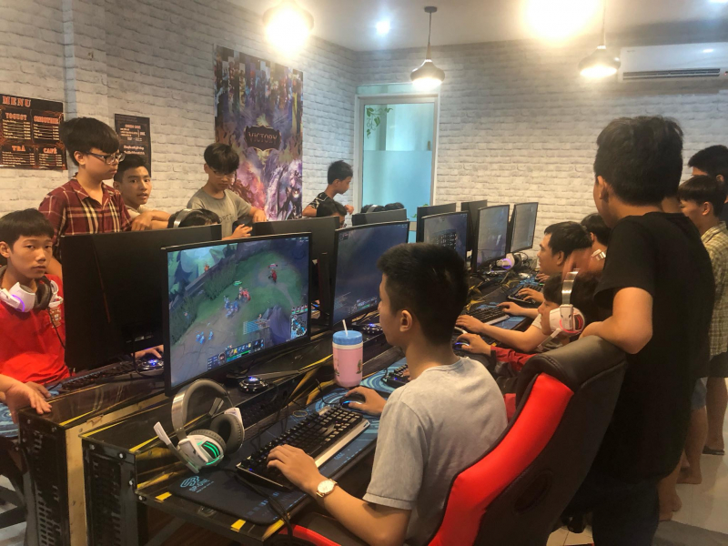 PHAN ANH Gaming House