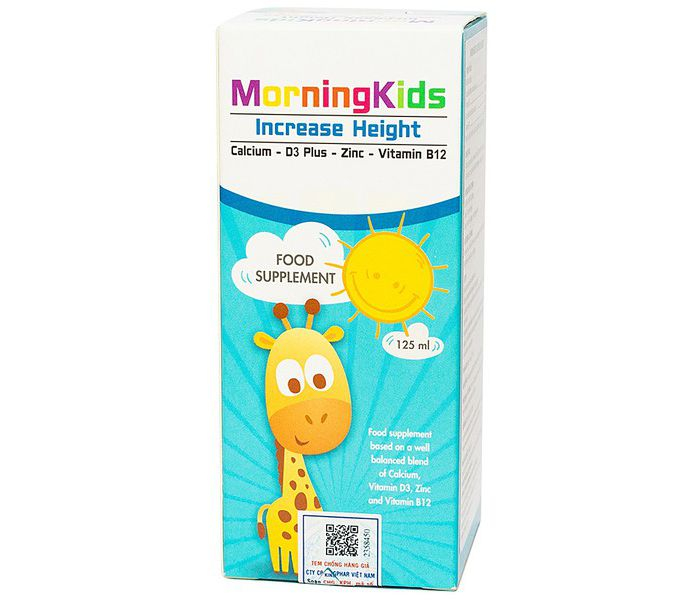 MorningKids Increase Height