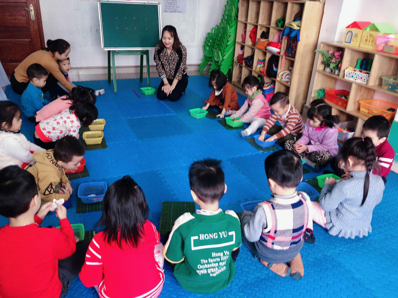 Trường Mầm non song ngữ HappyKids