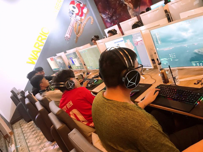 Warrior Gaming Center