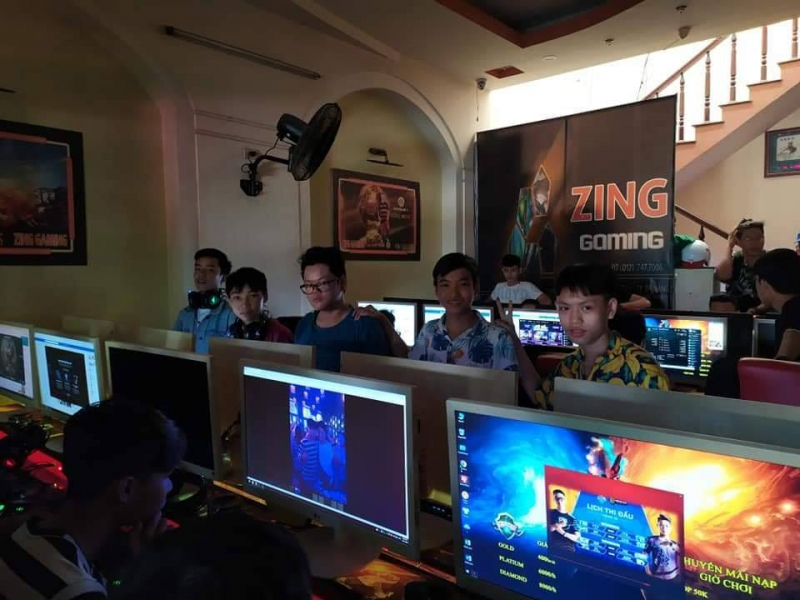 Zing Gaming Center