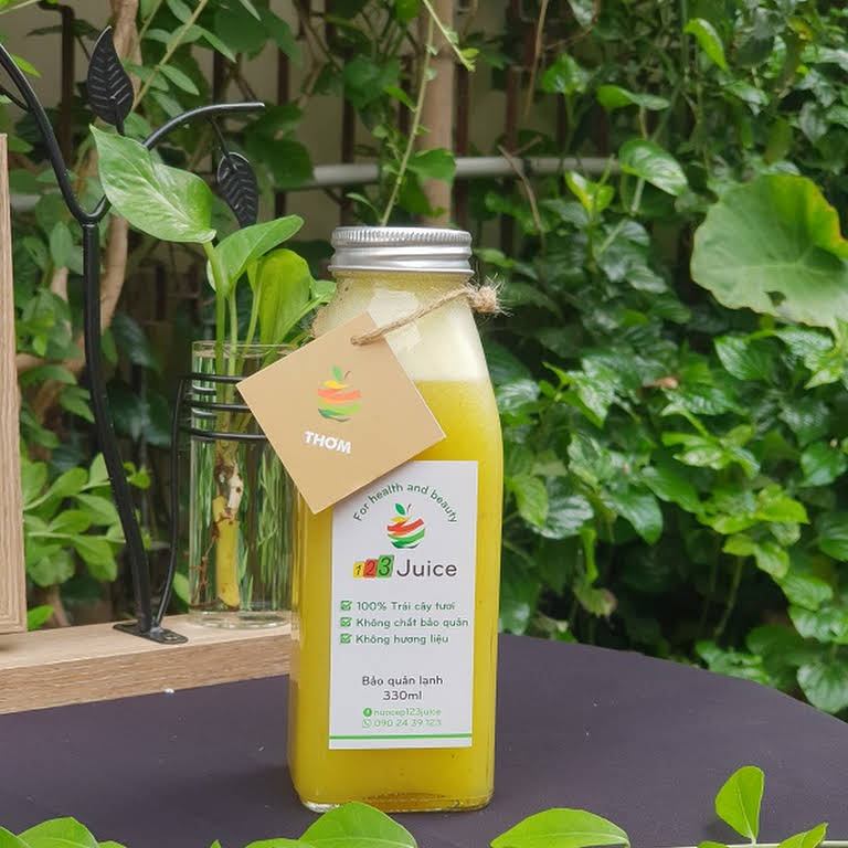123 Juice - Nước Ép Trái Cây Tươi