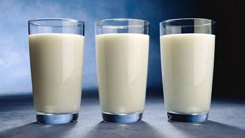 2. Sữa không béo