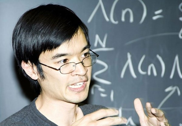 Terence Tao  - chỉ số IQ 225-230