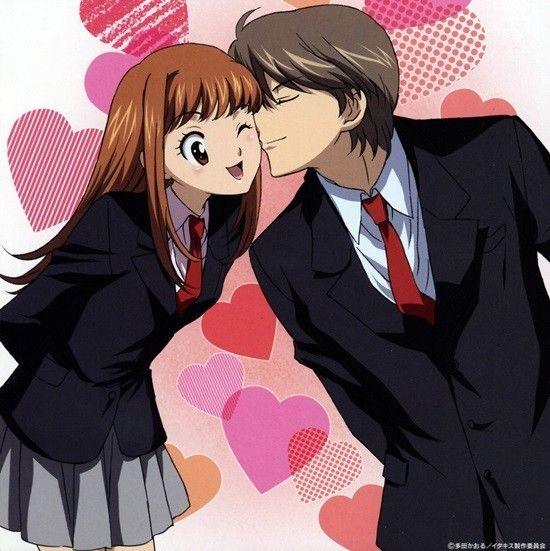 #4: ITAZURA NA KISS (Thơ ngây)
