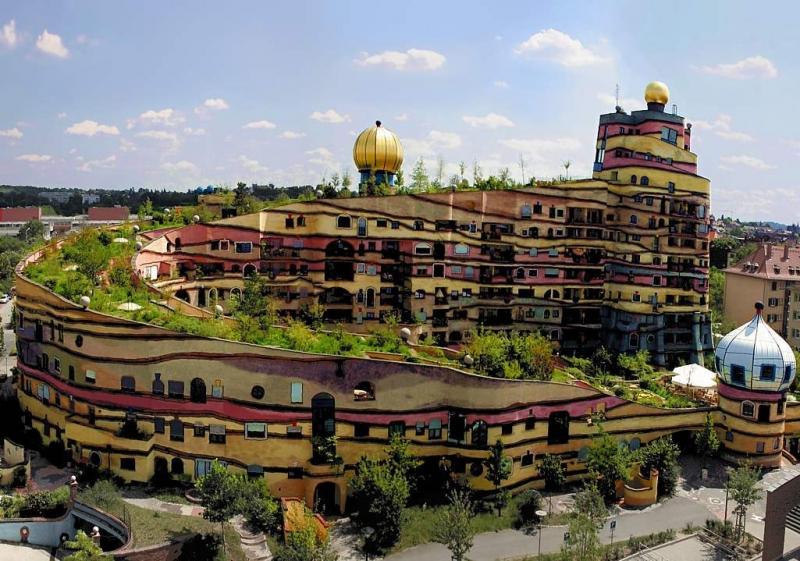 Tòa nhà Hundertwasser
