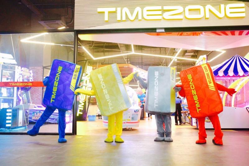 Khu vui chơi Time Zone