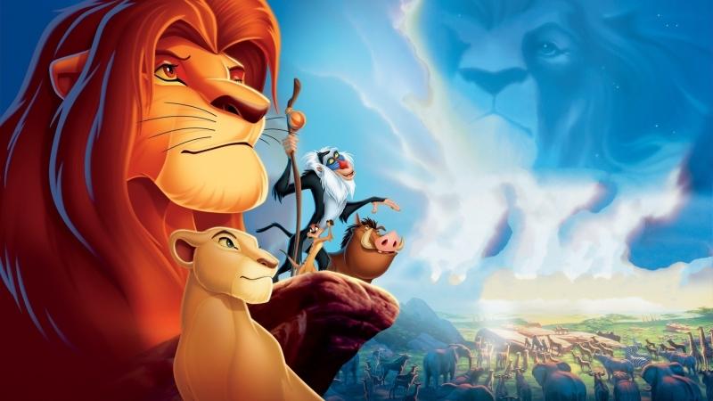 Hành trình trở thành vua sư tử của Simba chứa đầy thử thách