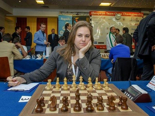 Judit Polgar- chỉ số IQ 170