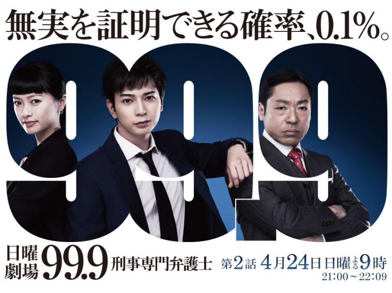 Ba diễn viên góp mặt trong phim 99.9