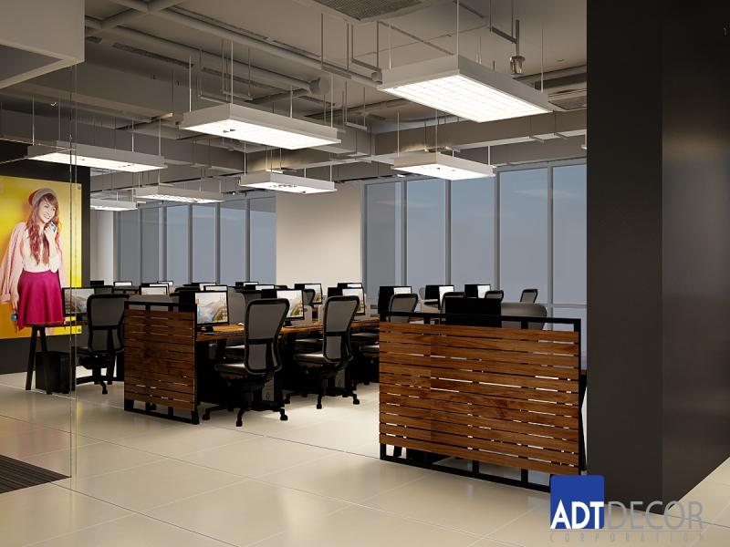Mẫu thiết kế nhà hàng của ADT DECOR