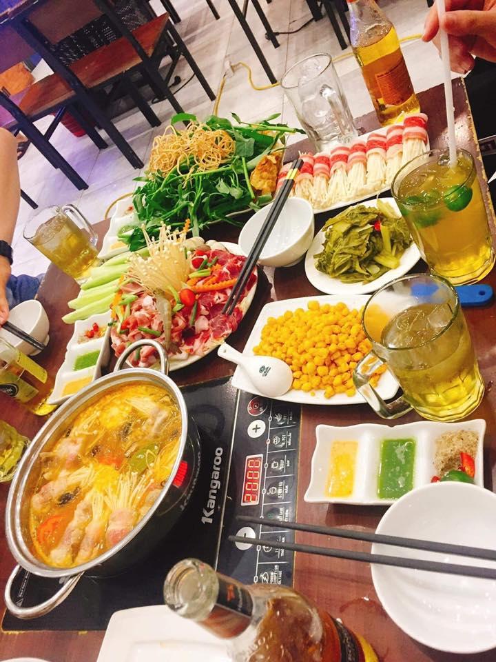 AMIS Hotpot & Grill - 192 Hoàng Minh Thảo