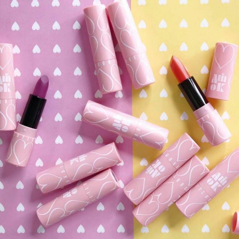 Amok Luxury Lovefit Lipstick