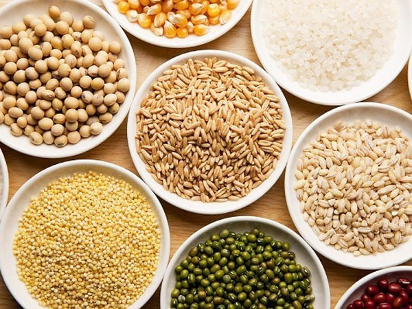 Ngũ cốc cũng là một trong những thực phẩm giúp bạn tăng cân hiệu quả