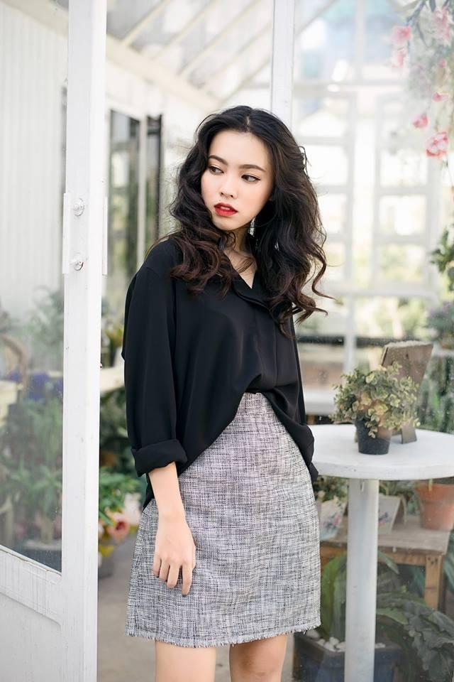 Angle Lam là một trong những cửa hàng quần áo thời trang quen thuộc với các cô nàng tại TP. Hồ Chí Minh