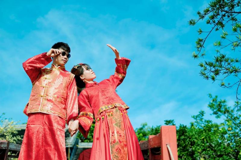 Áo cưới Quang Hào