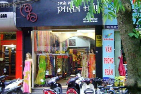 Nhà may Phan Hải