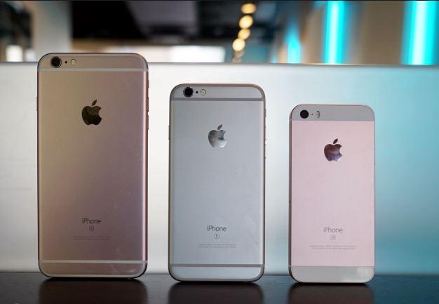 Apple iPhone 6s/6s Plus/SE