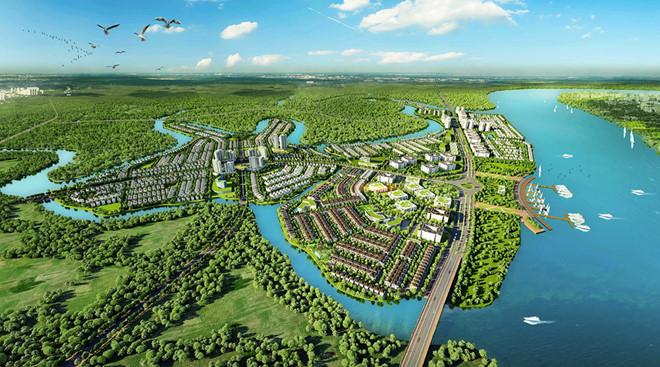Aqua City thu hút giới đầu tư bởi vị trí đắc địa và bắt kịp xu hướng sống xanh