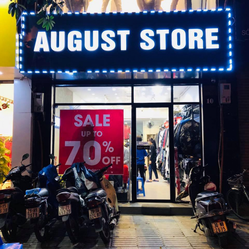August Store